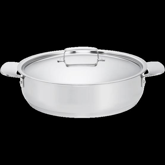 All Steel Roasting Dish 28cm