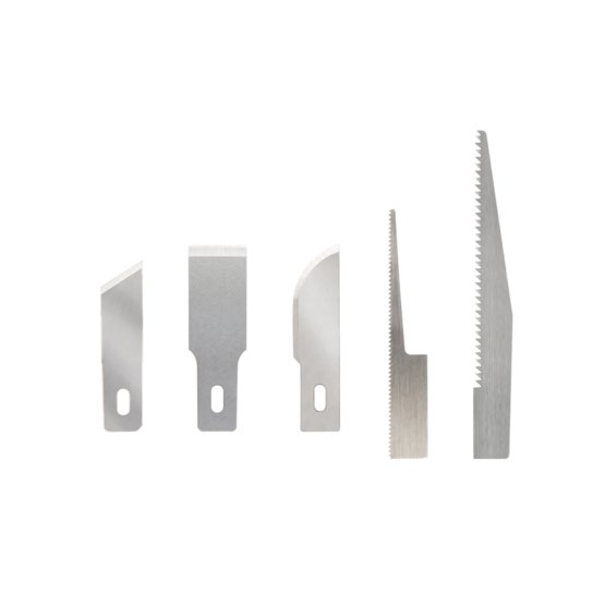 Heavy-duty Blade Assortment - 5pk