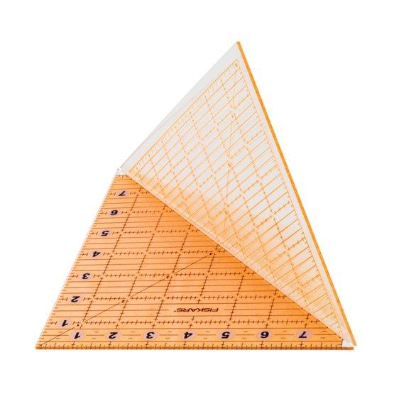 Folding ruler sqaure