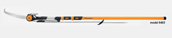 Fiskars - Product safety recall (16' Chain Drive Extendable Pole Saw & Pruner 9463)