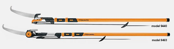 Fiskars - Product safety recall (16' Extendable Pole Saw and Pruner models 9440 and 9463)