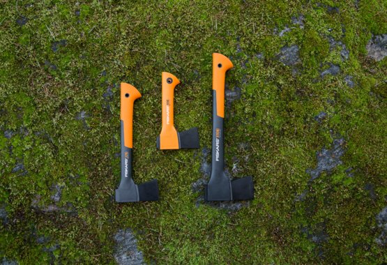 How to find the perfect axe for smaller logs and kindling