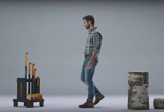 How to find the perfect axe for splitting