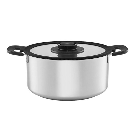 Functional Form Casserole 5L Stainless Steel