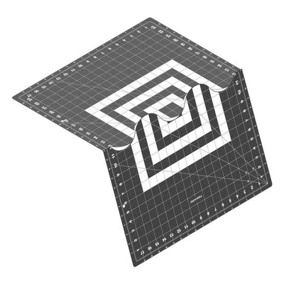 Fiskars Folding Mat 18x24