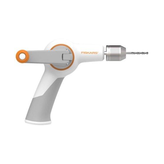 Precision Hand Drill W/4 Bits