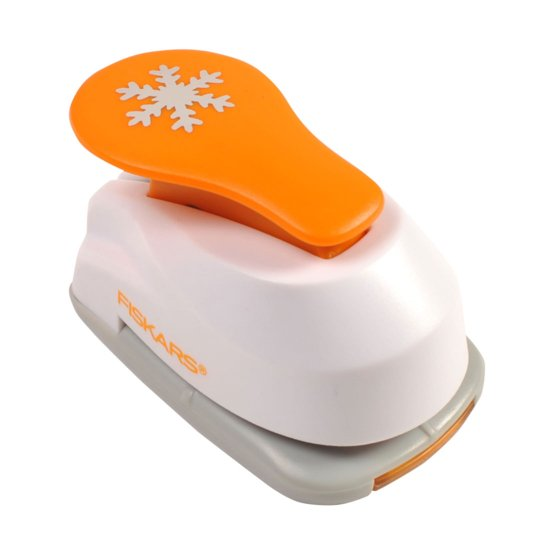 Lever Punch Snowflake S