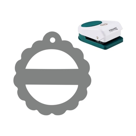 Lia Griffith® Designer Gift Tag Punch