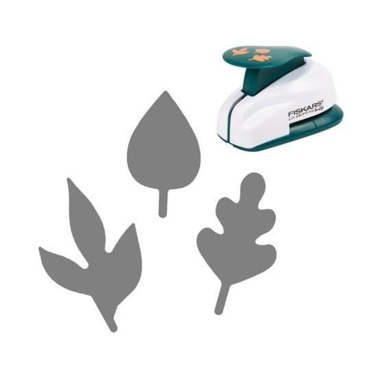 Lia Griffith® Designer Lever Punch Large - Mini Leaf