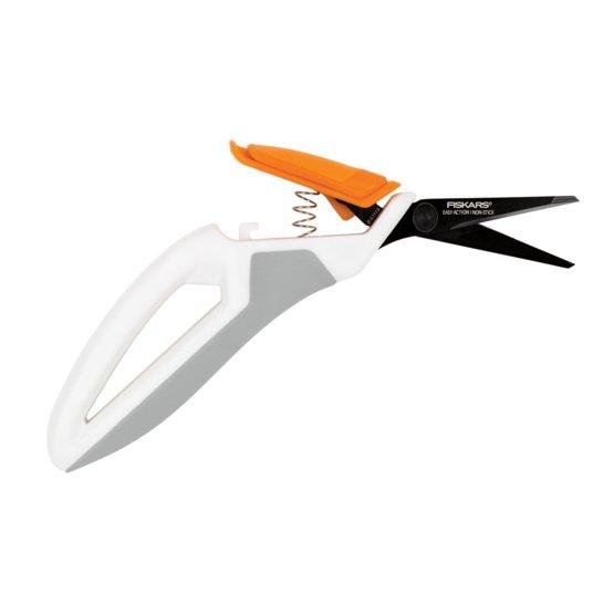 Total control non stick precision scissor